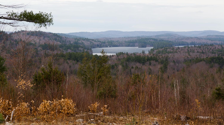 View to Echo Lake