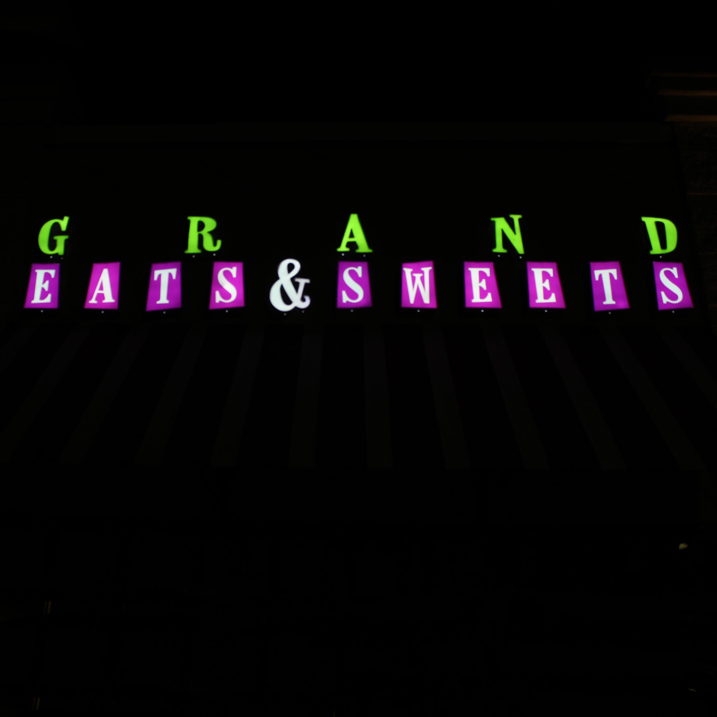 Signs | Grand Eats & Sweets Sign | Hanover, PA