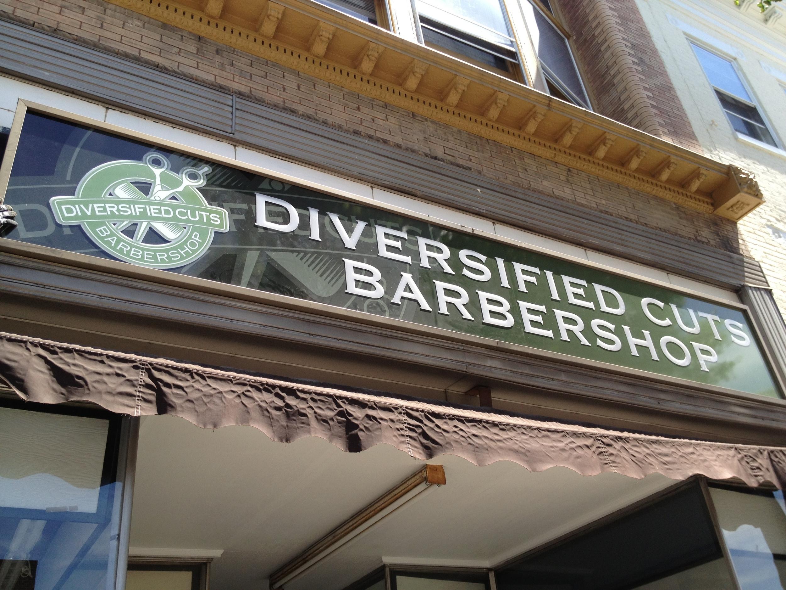 Signs | Diversified Cuts Panel Sign | Hanover, PA