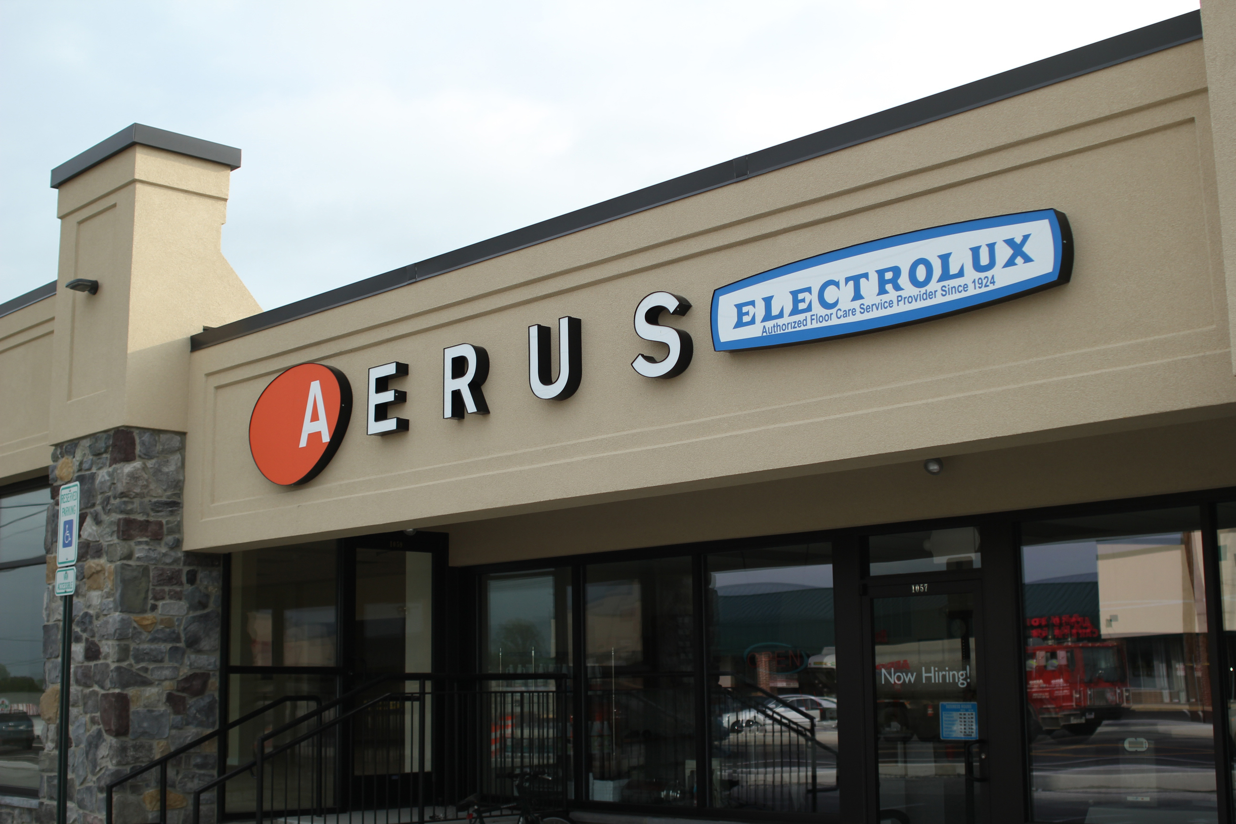 Signs | Aerus Electrolux Sign | Hanover, PA