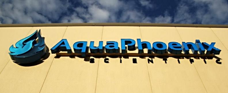 Signs | AquaPhoenix Scientific Sign | Hanover, PA