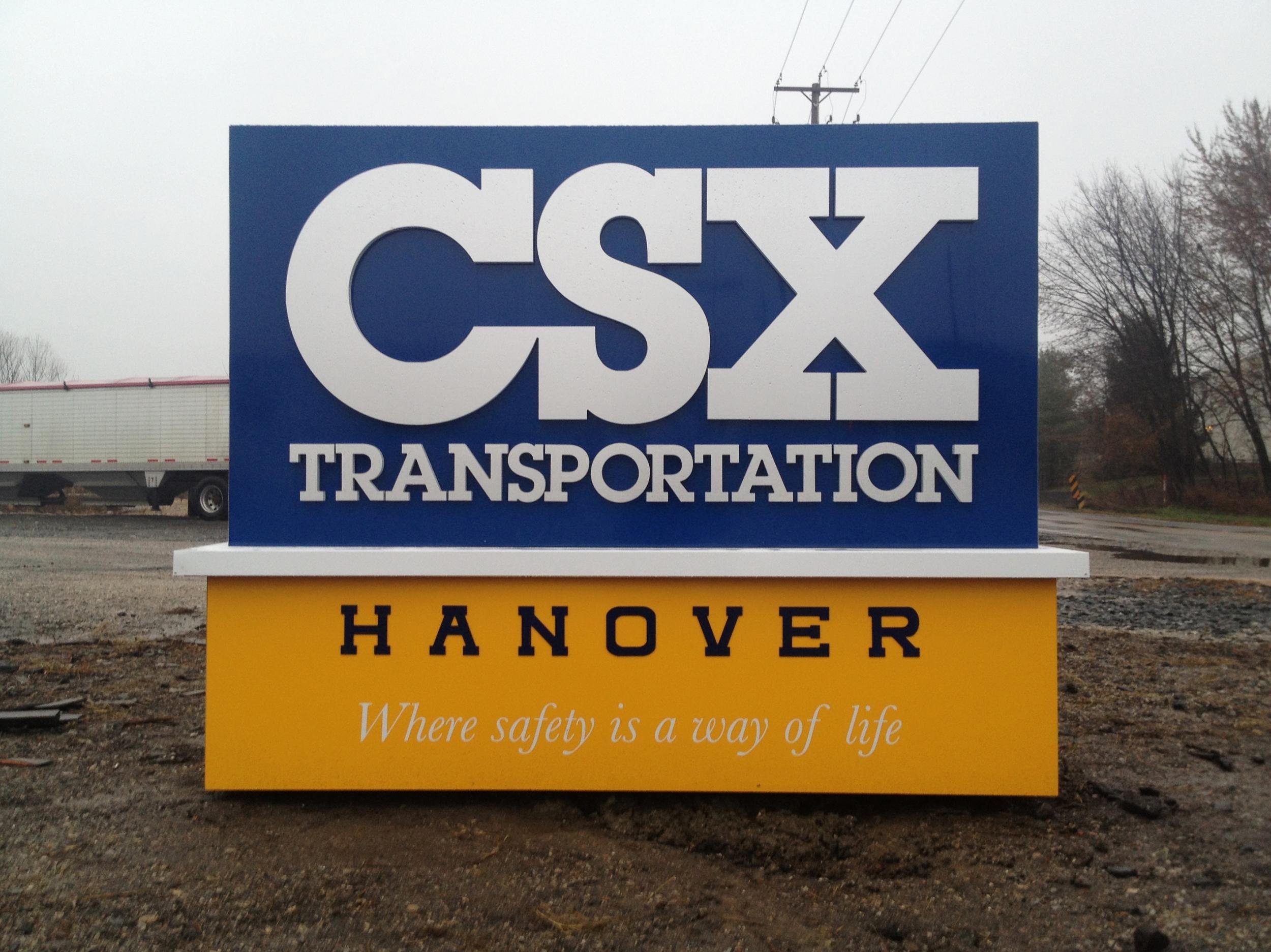 Signs | CSX Transportation Sign | Hanover, PA
