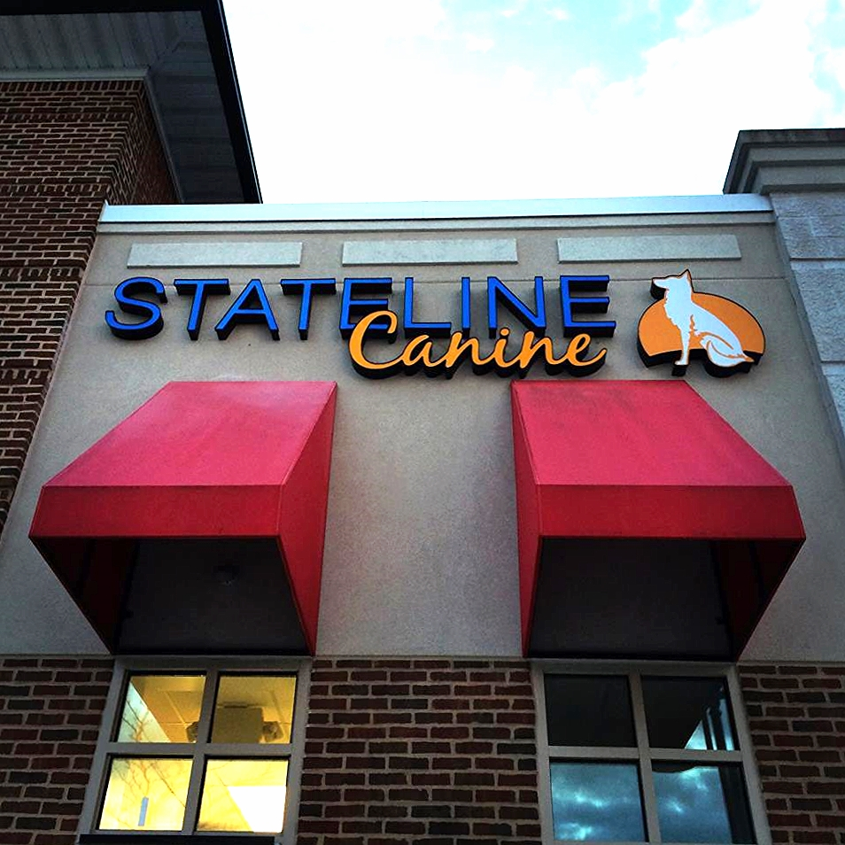 Signs | Stateline Canine Sign | Hanover, PA