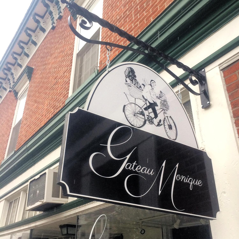 Signs | Gateau Monique Sign | Littlestown, PA