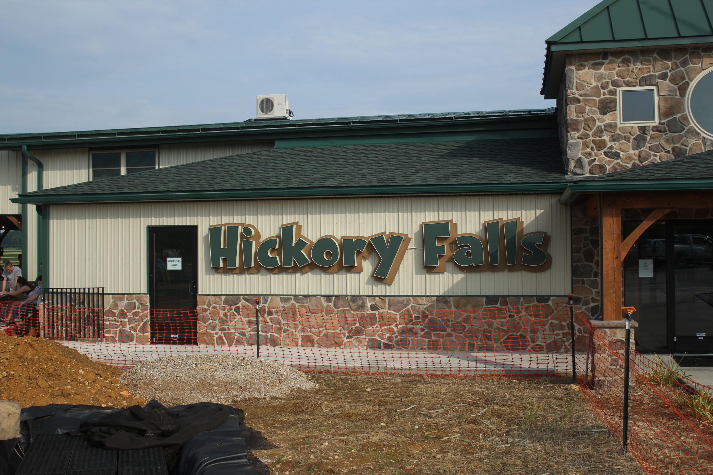 Signs | Hickory Falls Sign | Hanover, PA