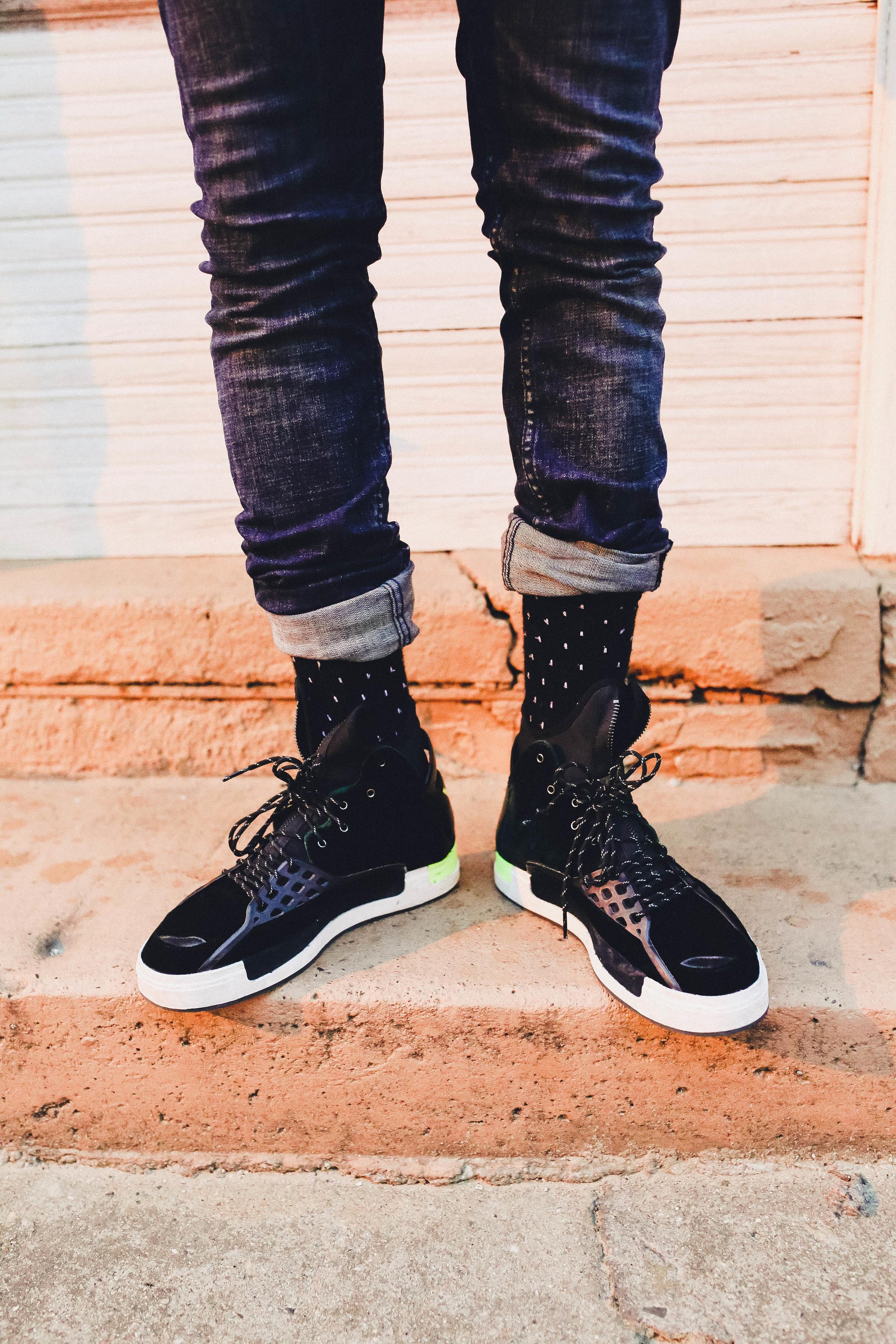 Socken - Fillipa K / Sneakers -Yamamoto (Y-3)