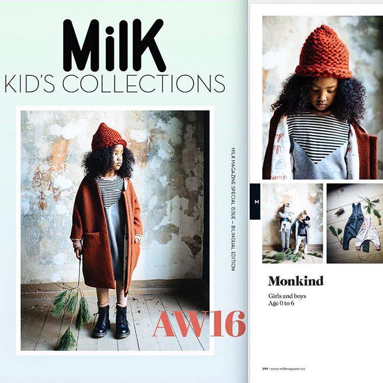 Milk Kid´s Collections Cover