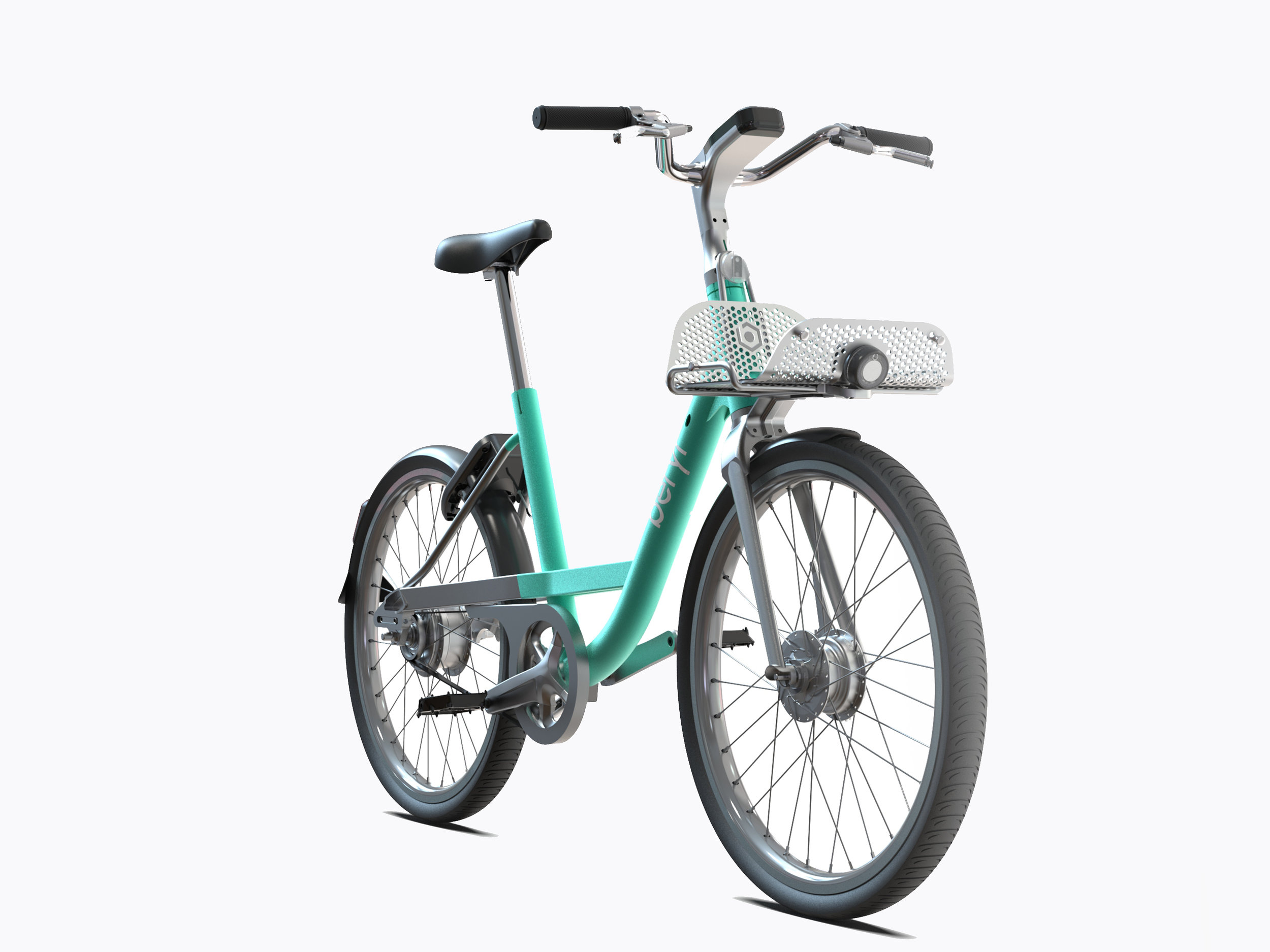Beryl Bike -The future of Urban bike share -