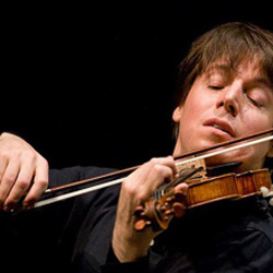 World famous classical violinist,  Joshua Bell  was interviewing with radio stations across the country from the Dubway's Blue Control Room, announcing his conductorship of Academy of St. Martin in the Fields, as well as his new album of Beethoven Symphonies No. 4 & 7, with the same orchestra.