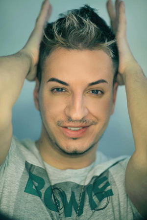 Billboard chart-topping pop songwriter,    Adam Barta,    tracked vocals for a new tune.