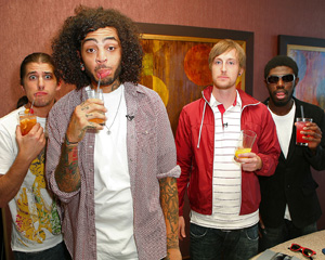 Gym Class Heroes    and    The Civil Wars    for VH1 Unplugged.