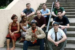 """Another  Dubway Days  production – this time featuring  Kaleta  and his 13 member band,  Zozo Afrobeat  , live. Inspired by  Fela Kuti  's Nigerian music from the '70s and '80's, the song that sprang out of this session's cowrite with  Ben Arthur  ,  """"O Be So  ,"""" grooves unbelievably! The video documentation of the session is due out in April."""