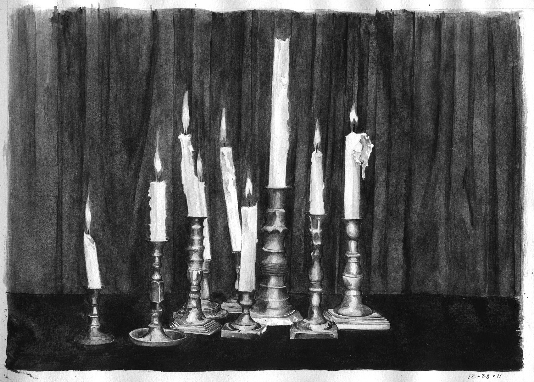 Matthew Rowean - Candles