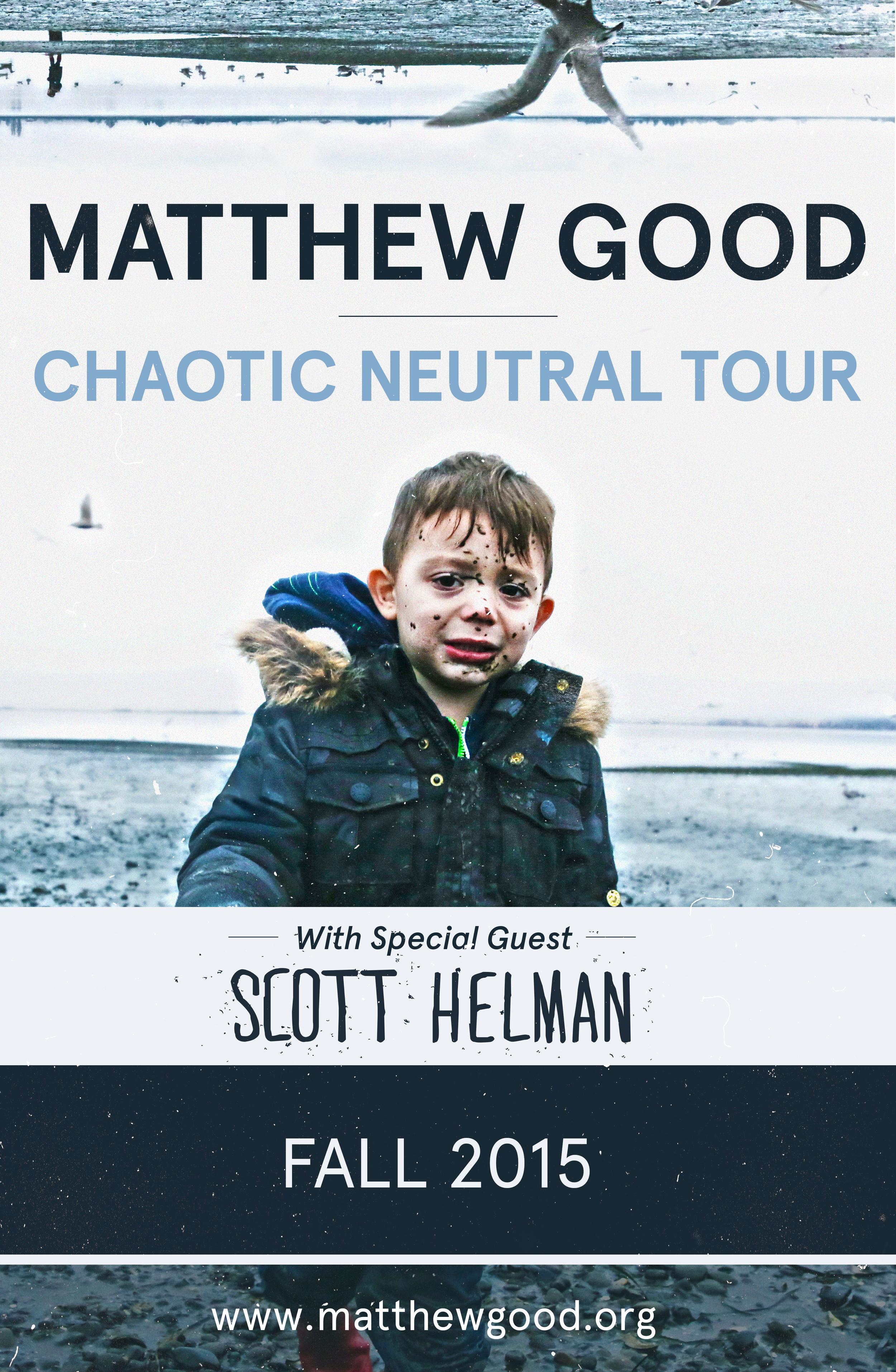 Chaotic Neutral Tour Admat