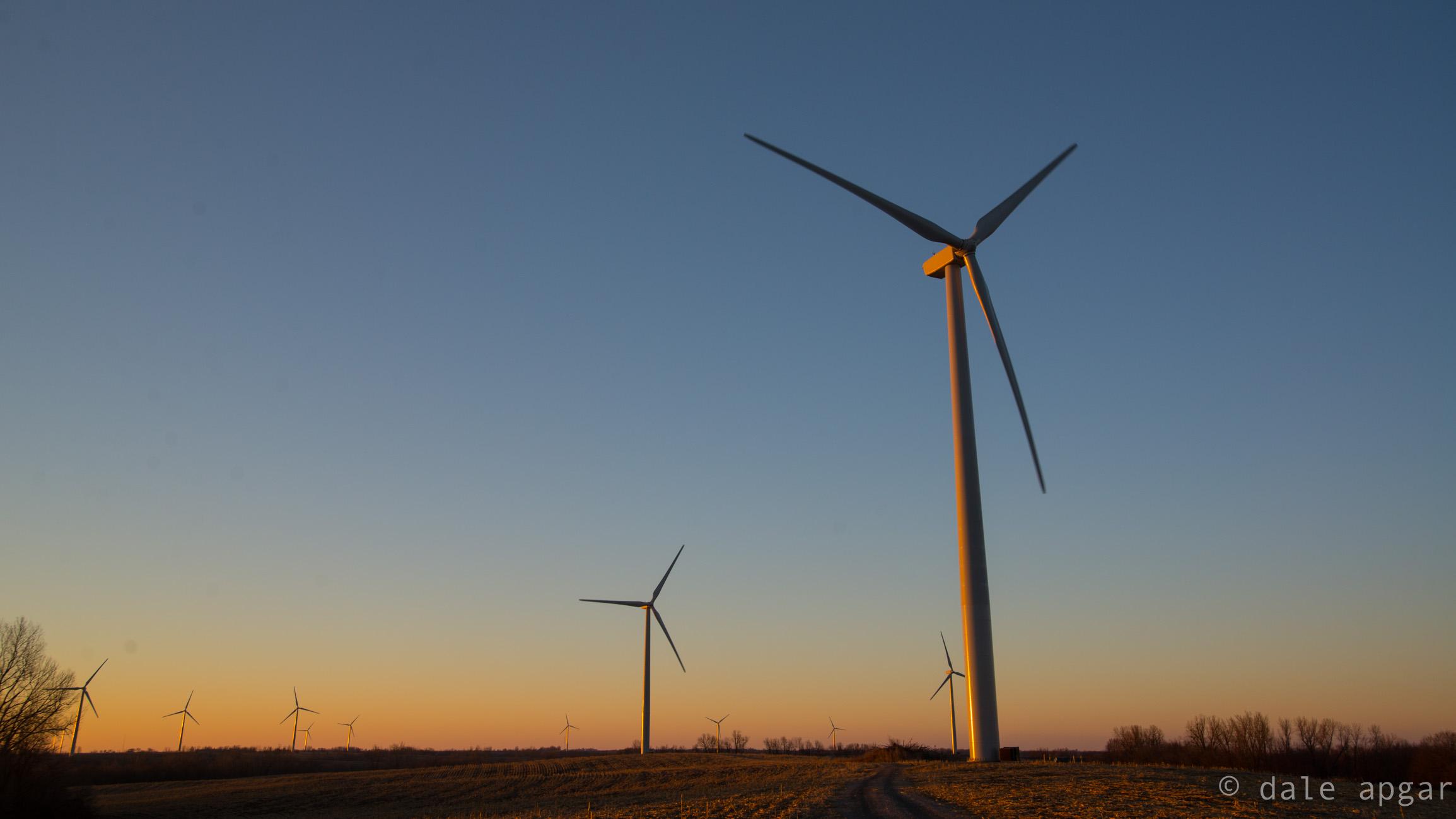 What wind turbines should look like