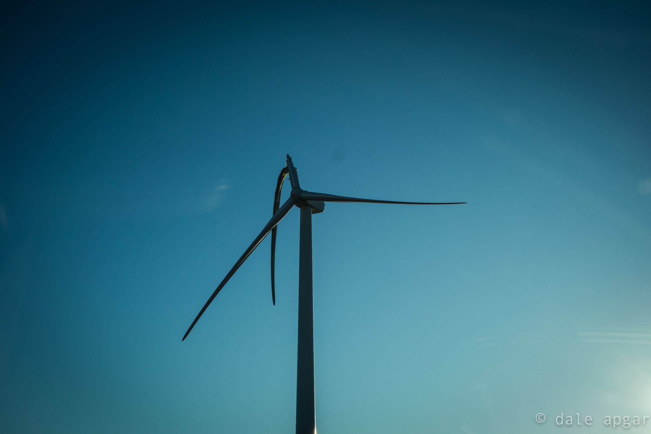 ...and what wind turbines shouldn't look like