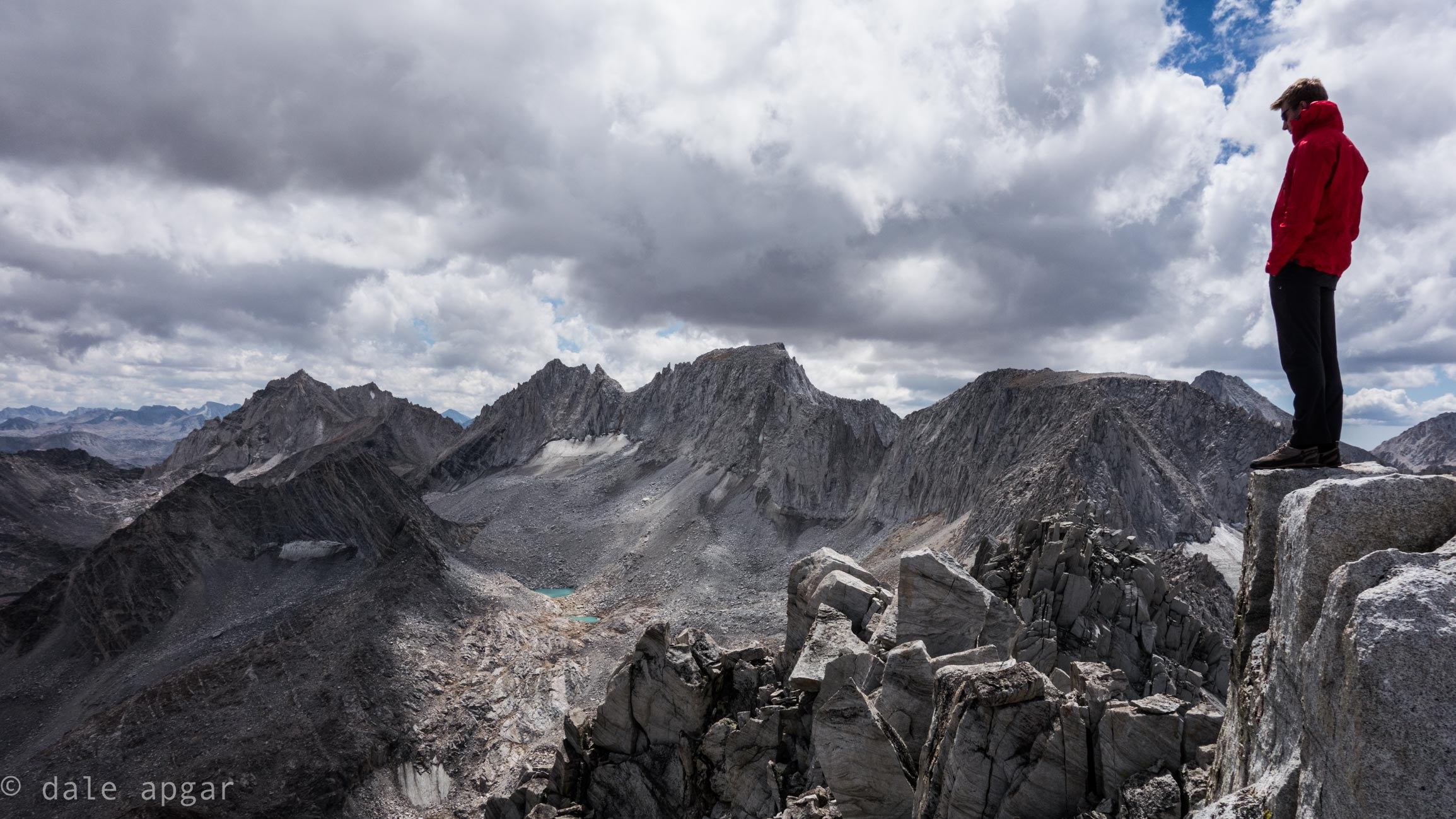 A look at the MAD traverse, covering Mounts'Mills, Abbott and Dade