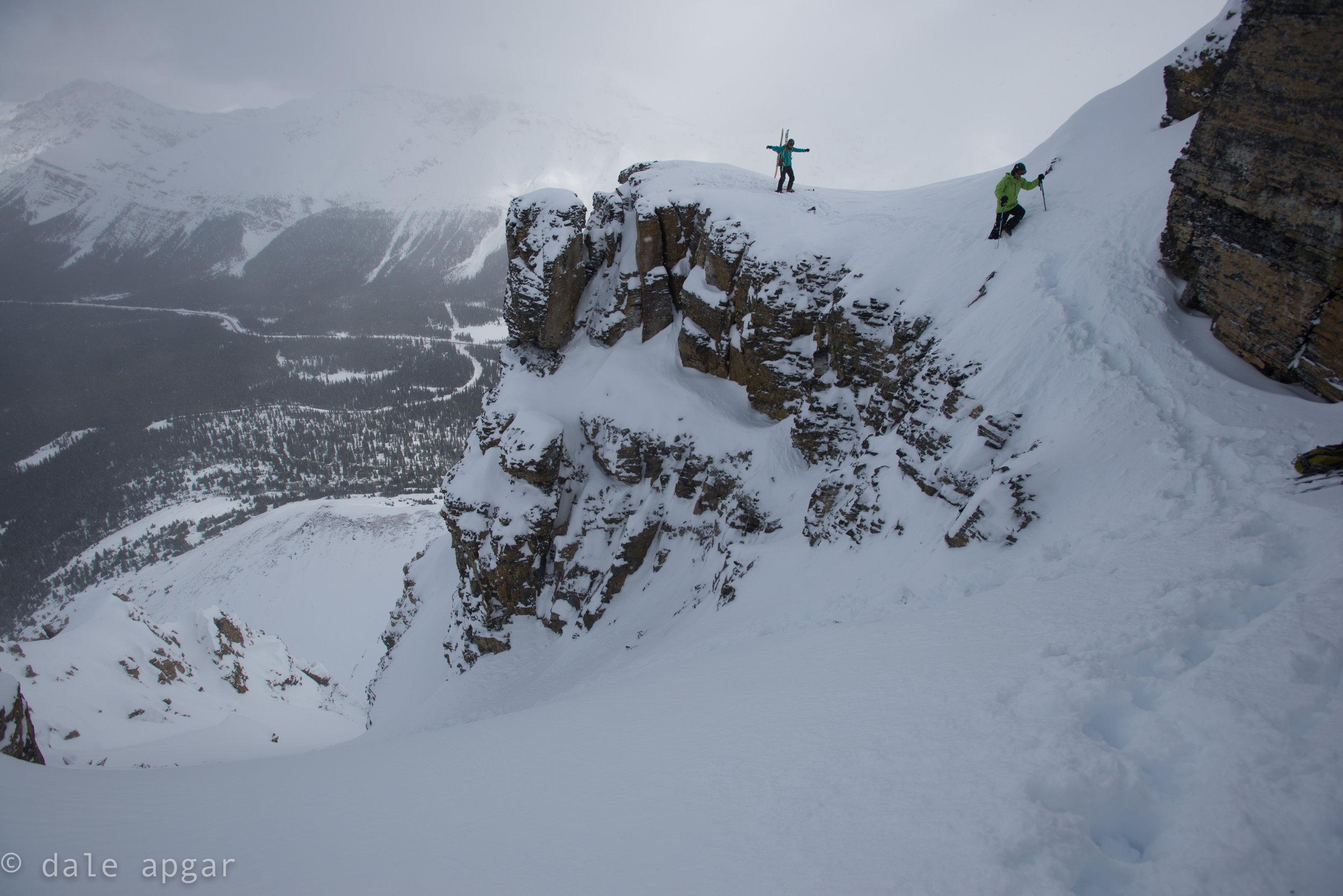 I sure like a good ski