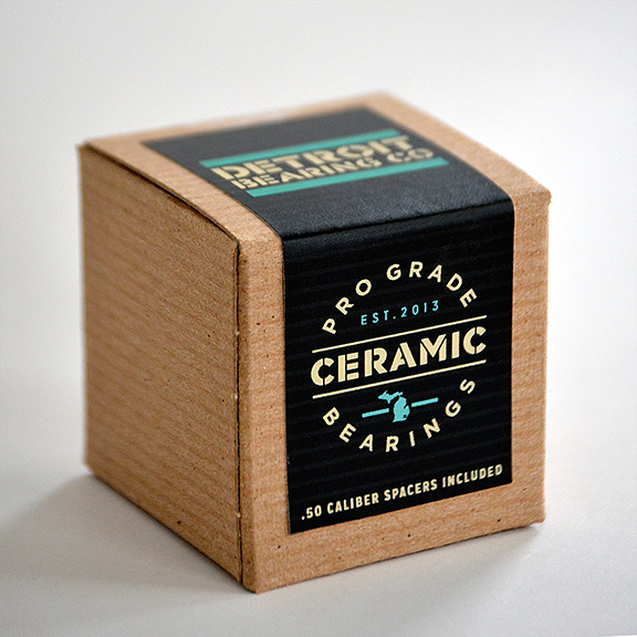 CERAMIC PRO GRADE BEARINGS $62.00