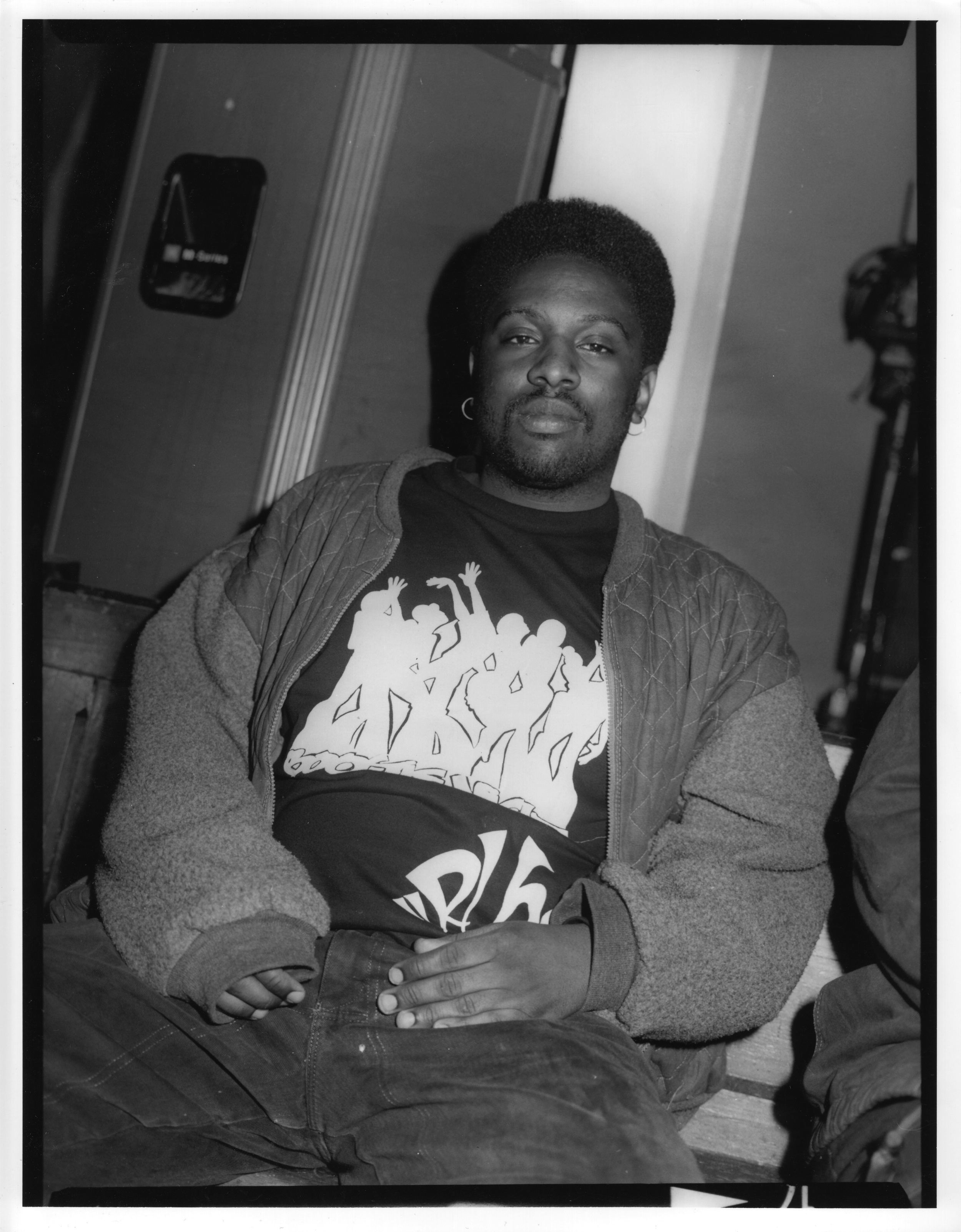 Glenn Underground, 1995 (photo by Martin Healy)