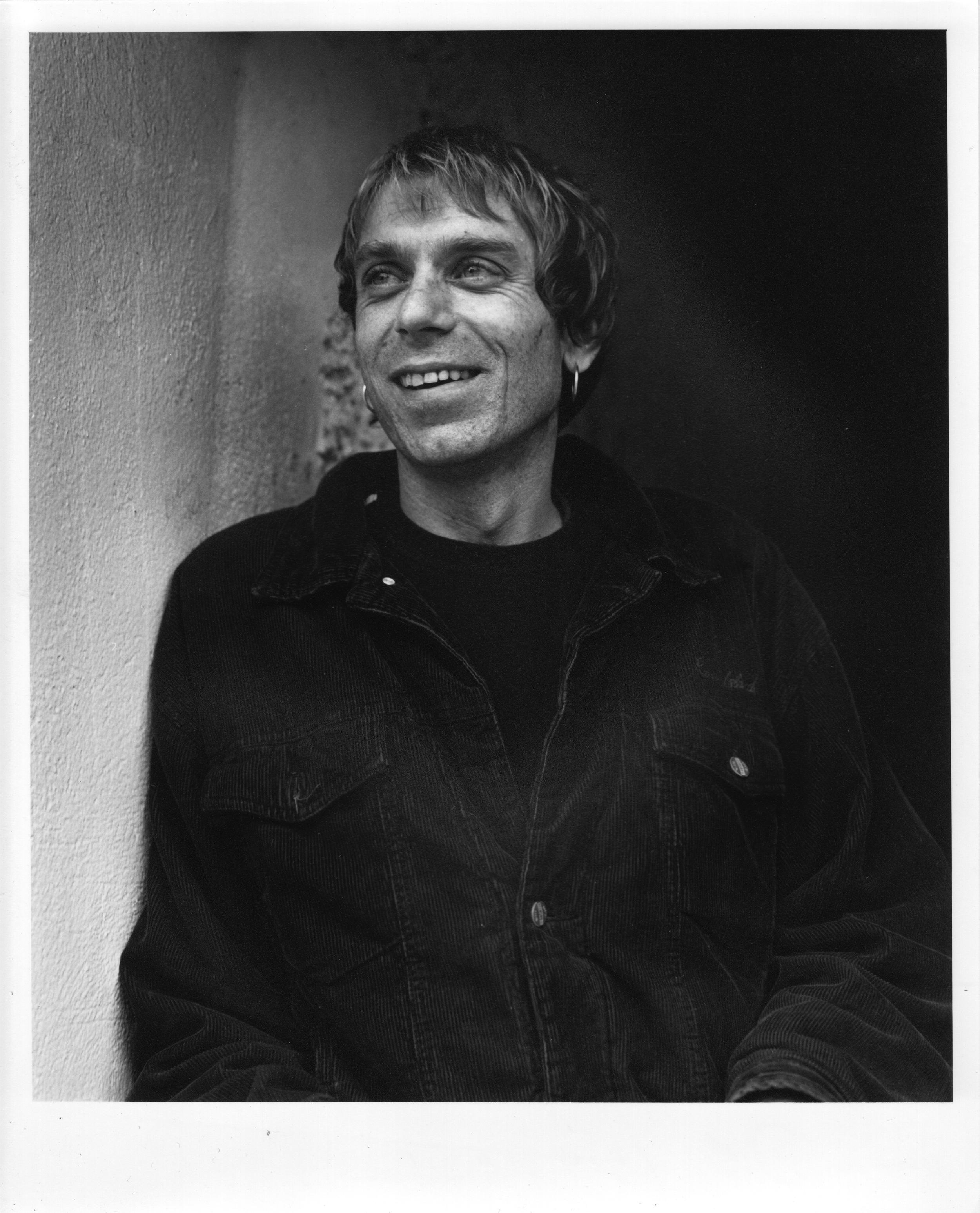 Simon DK, 1995(photo by Martin Healy)