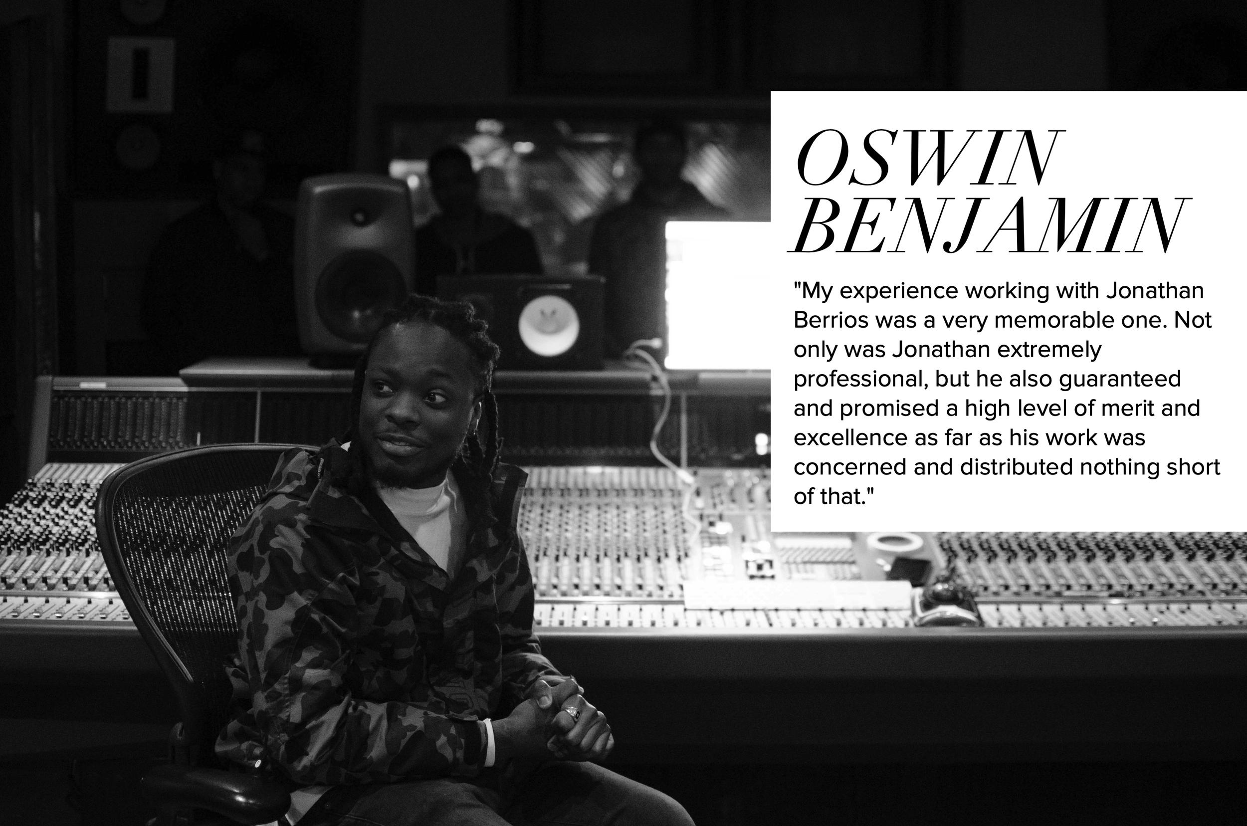 Oswin Benjamin - Review.png