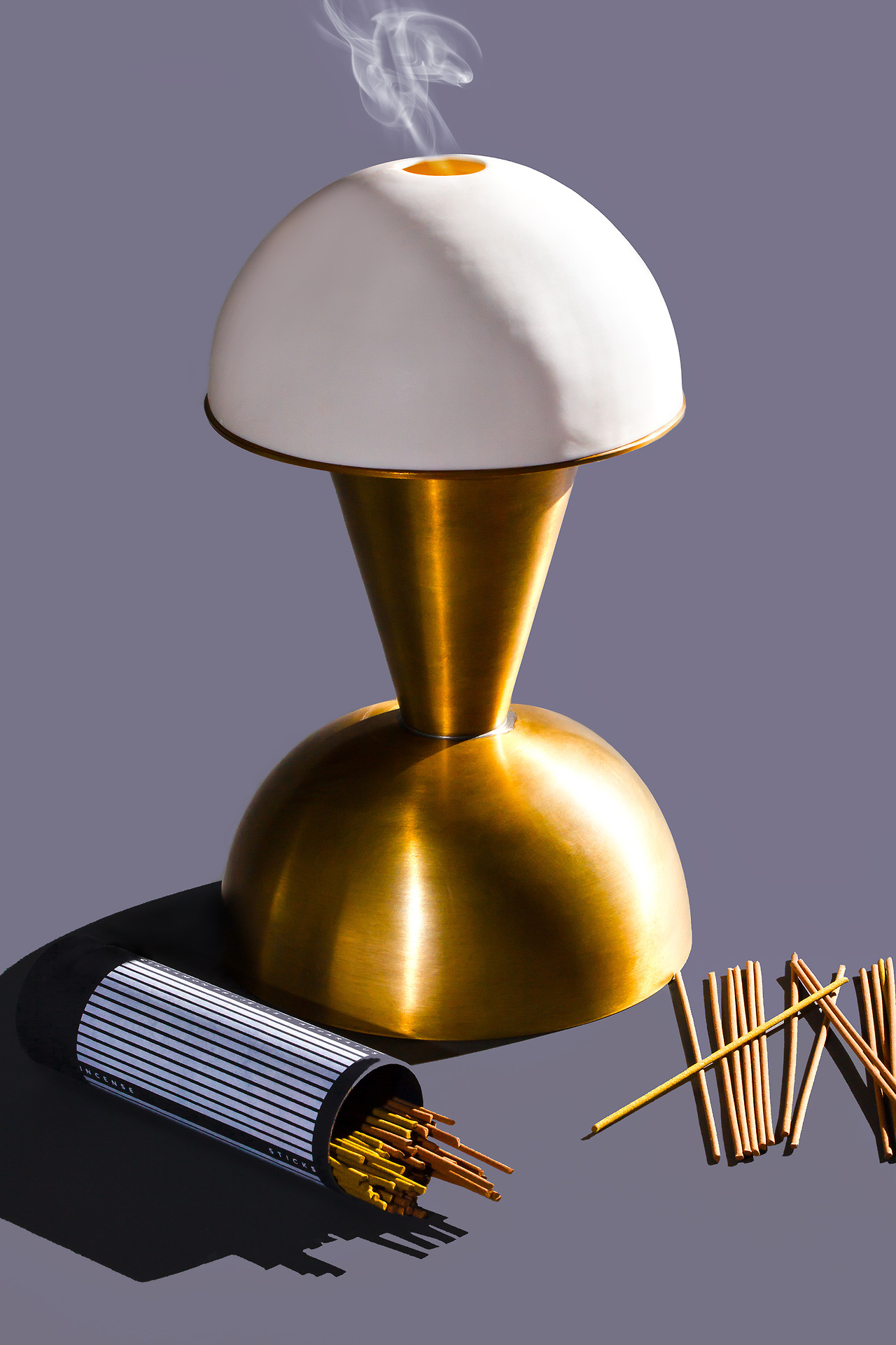 INCENSE BY APPARATUSSTUDIOS FOR   WALLPAPER* MAGAZINE - December 2014