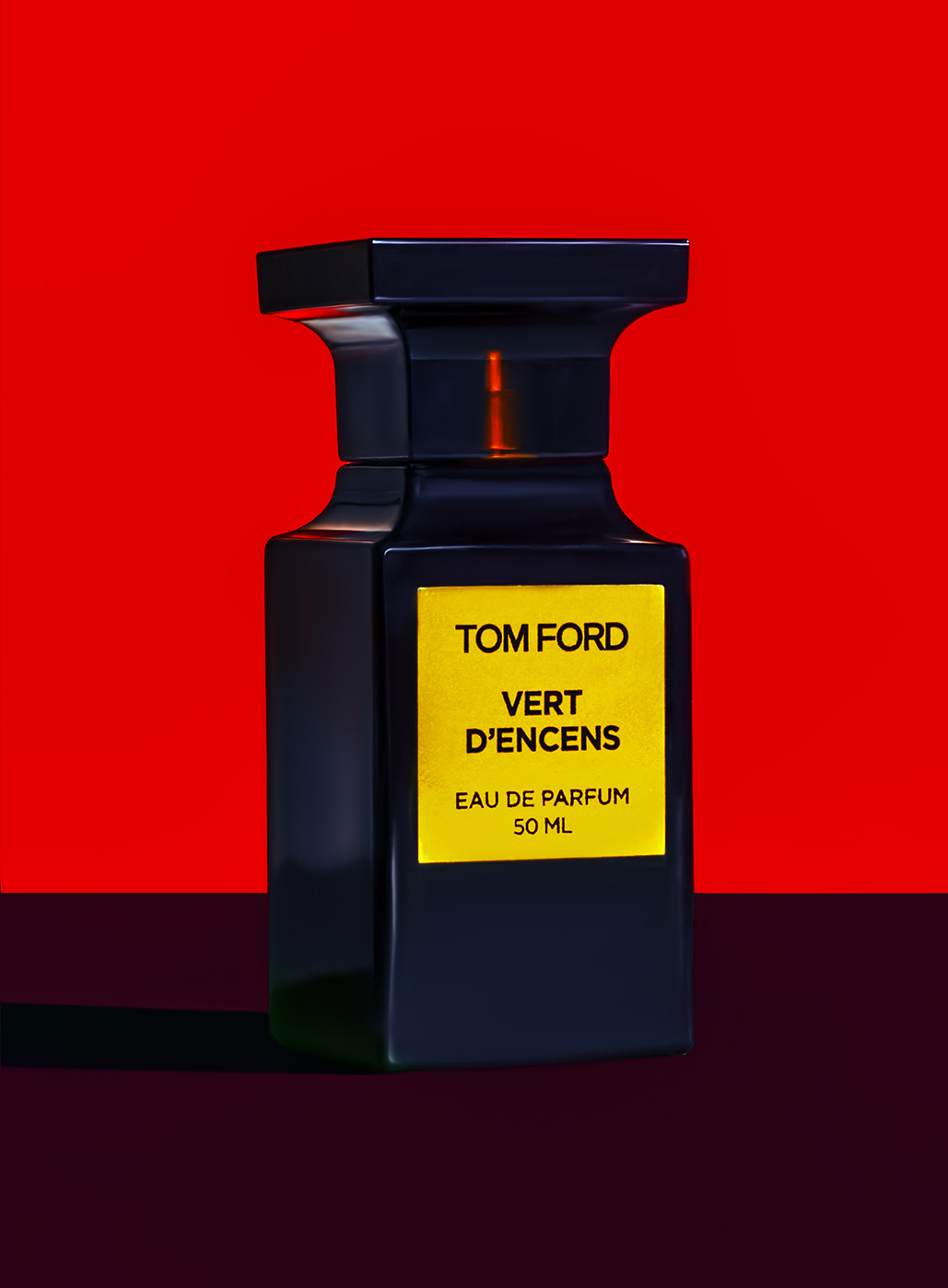 Tom Ford Vert D'Encence for GQ USA
