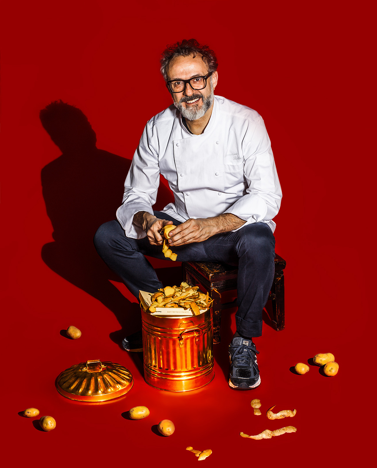 Massimo Bottura for Fast Company magazine
