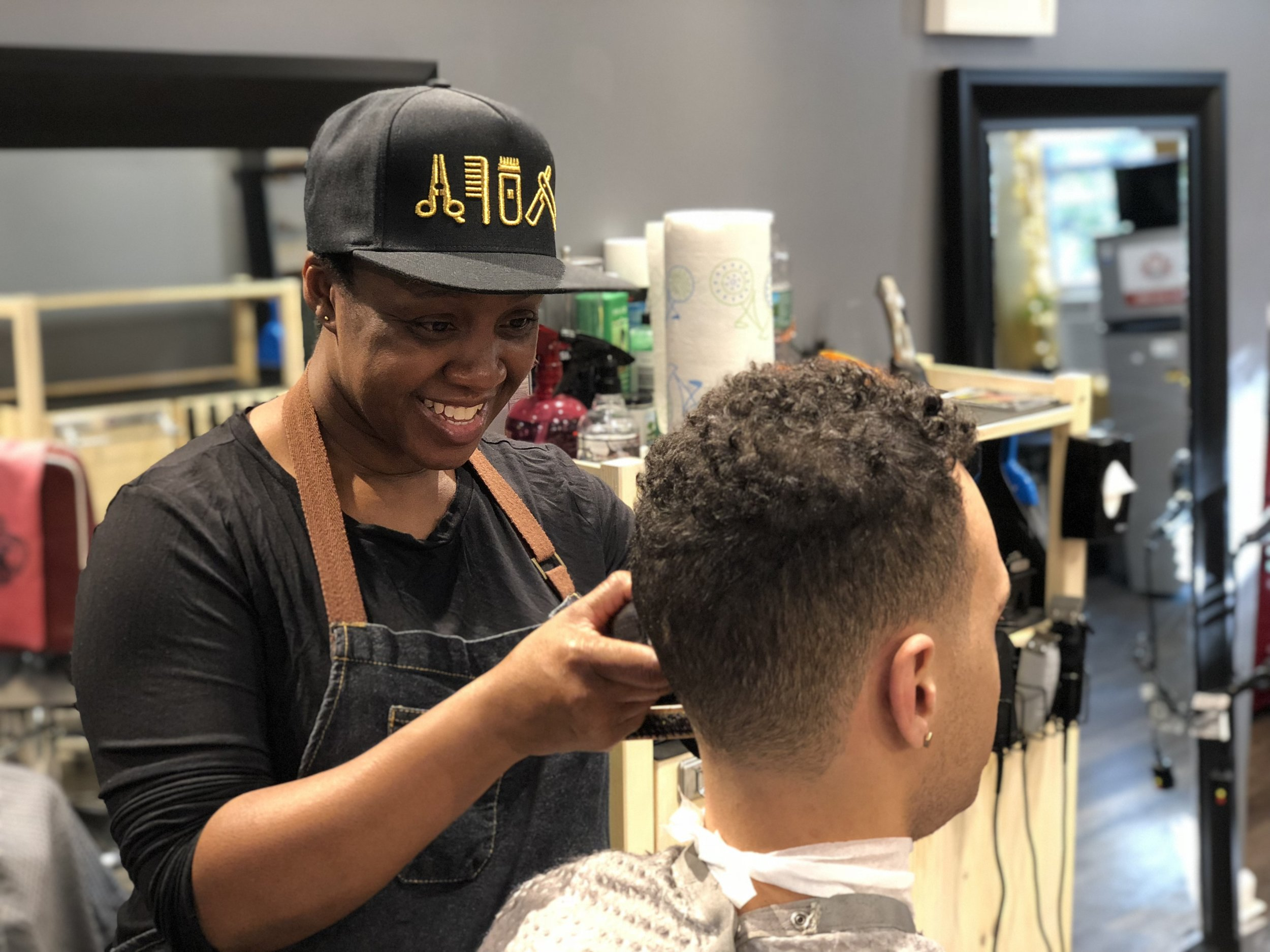 Val The Barber:  Master Barber   | Stylist: 17yrs | Loctician | Braider | Waxer