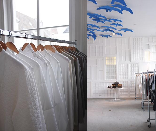 A.P Bloem Hotel Droog Droog Design Cos Press Launch Green White Fresh Flowers Bloemist Bloemen Bloemwinkel Kerkstraat Lifestyle Clothing Autumn Winter collection