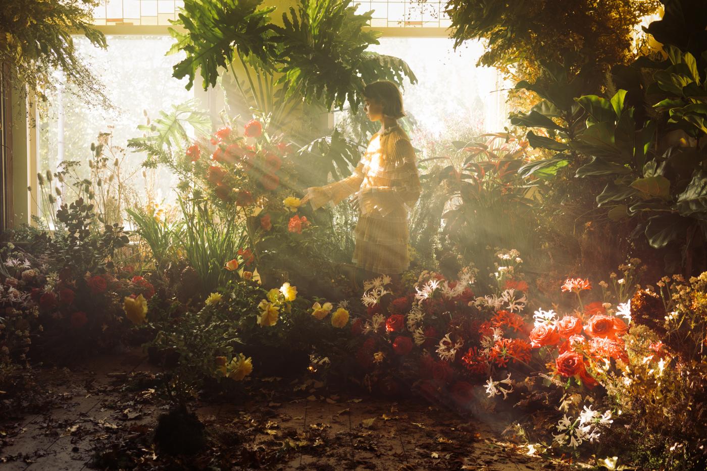 The Green Gallery - Botanical Boudoir
