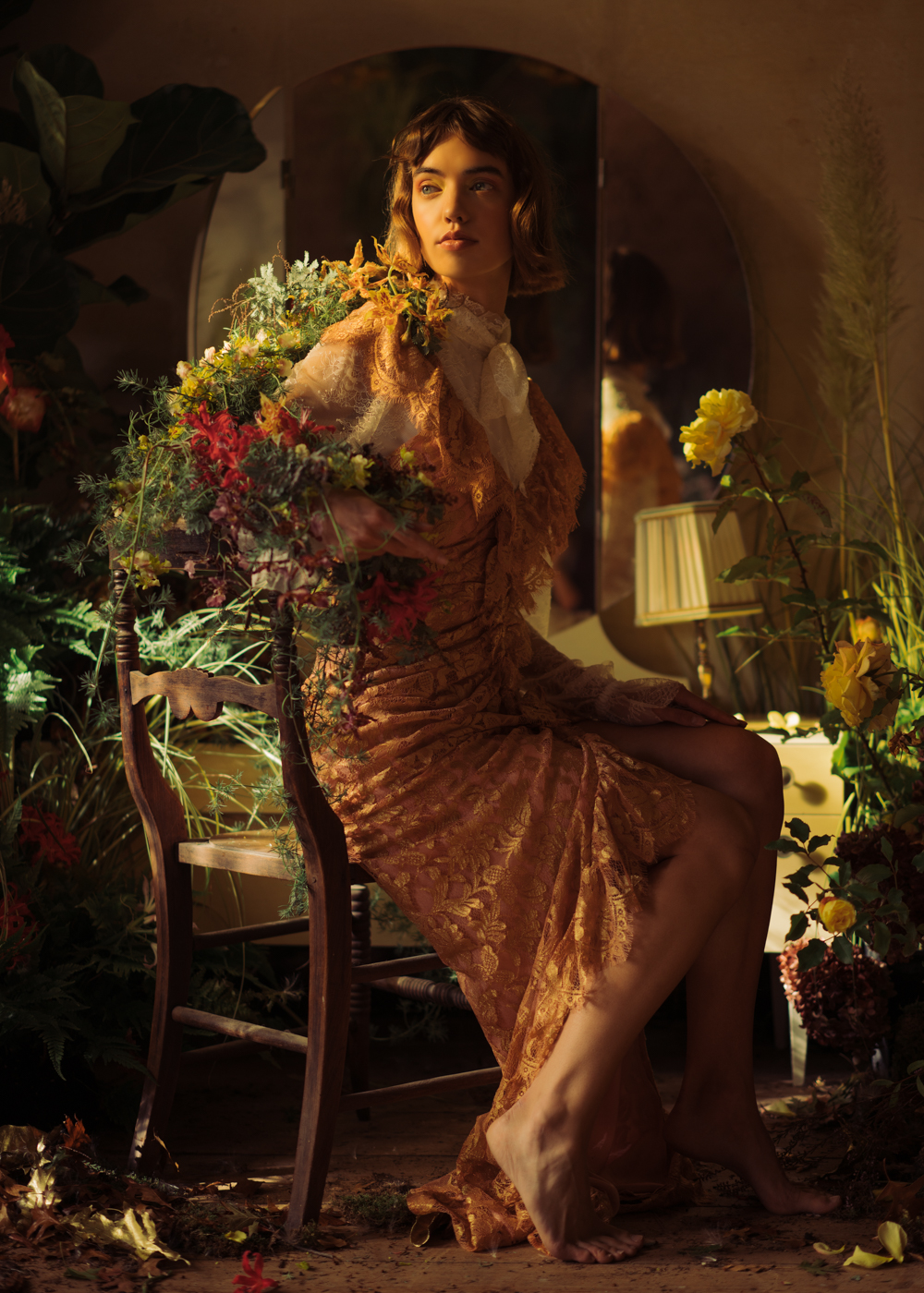 The Green Gallery - Botanical Boudoir