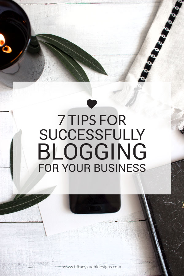 Everyone always asks me if their online business really needs a blog. HELL YES it does! Today I tell you why, and I give you some super helpful tips on how to keep it going!
