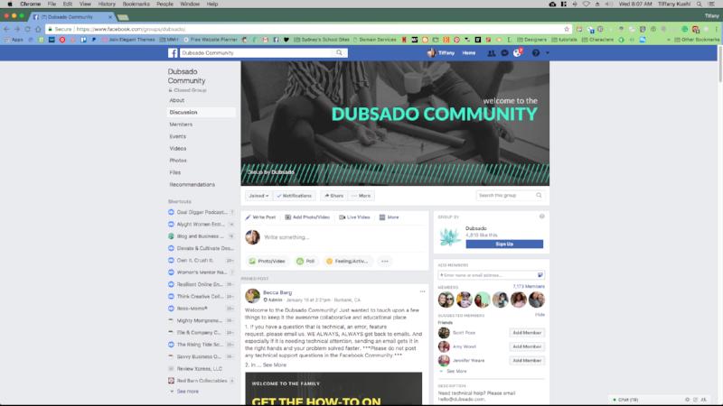 6 Ways Dubsado Changed Our Business | Dubsado Community - Always Improving | Tiffany Kuehl Designs