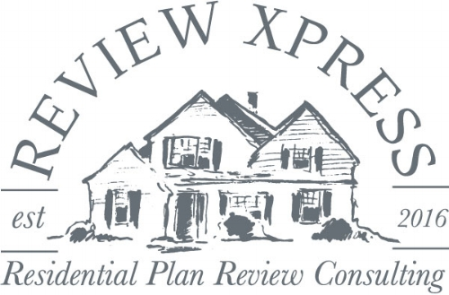 Review Xpress Logo | Tiffany Kuehl Designs