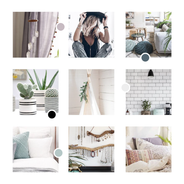 lTiffany Kuehl Designs Moodboard | I love how this #moodboard gives you this clean, feminine, and yet playful vibe. It looks like our comfort to me, and it represents me and my brand perfectly! I mean look at those colors! #branding #brandclarity #brandidentity #colorpallet