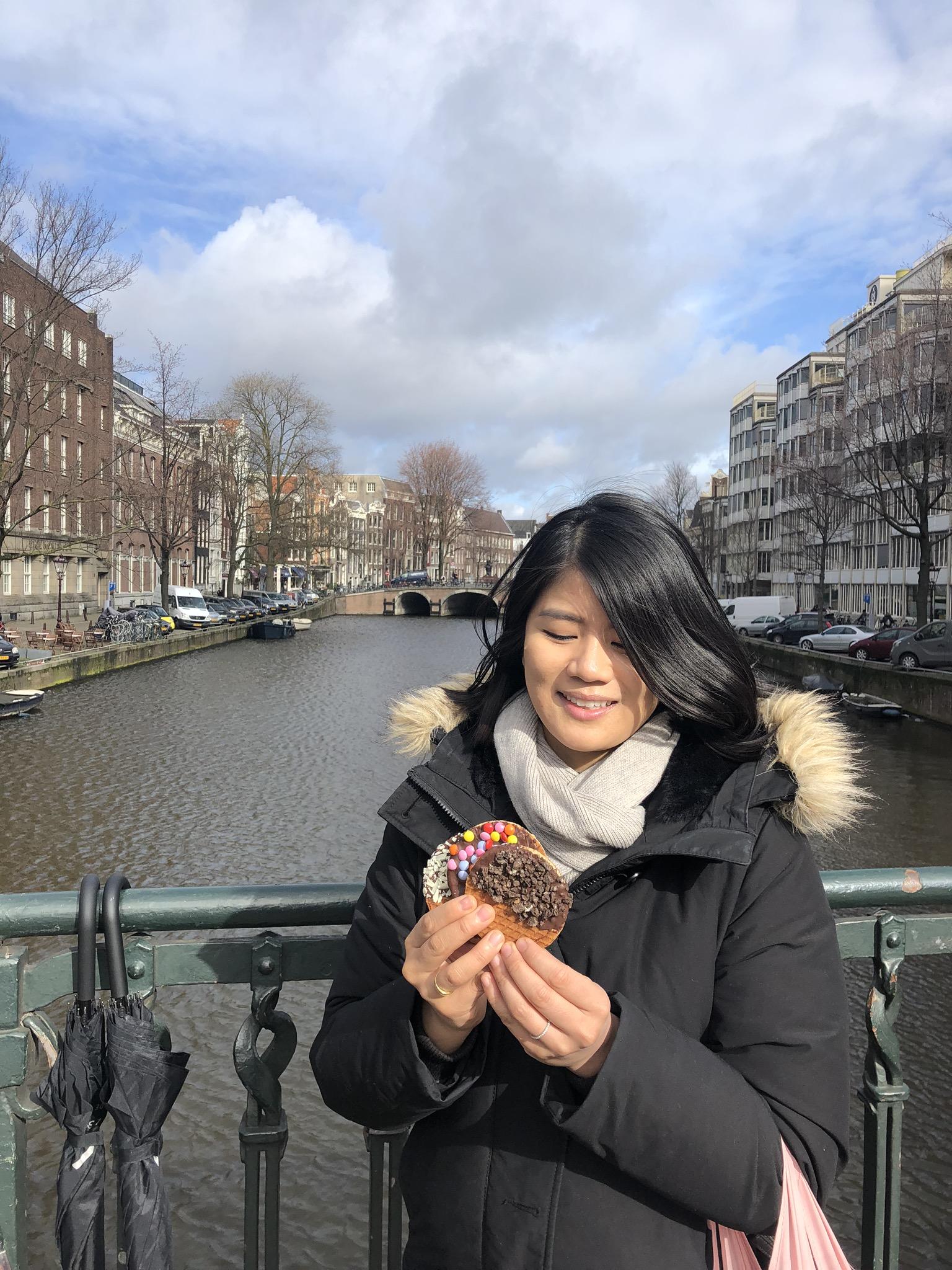 Van Wonderen Stroopwafels | Amsterdam, Netherlands