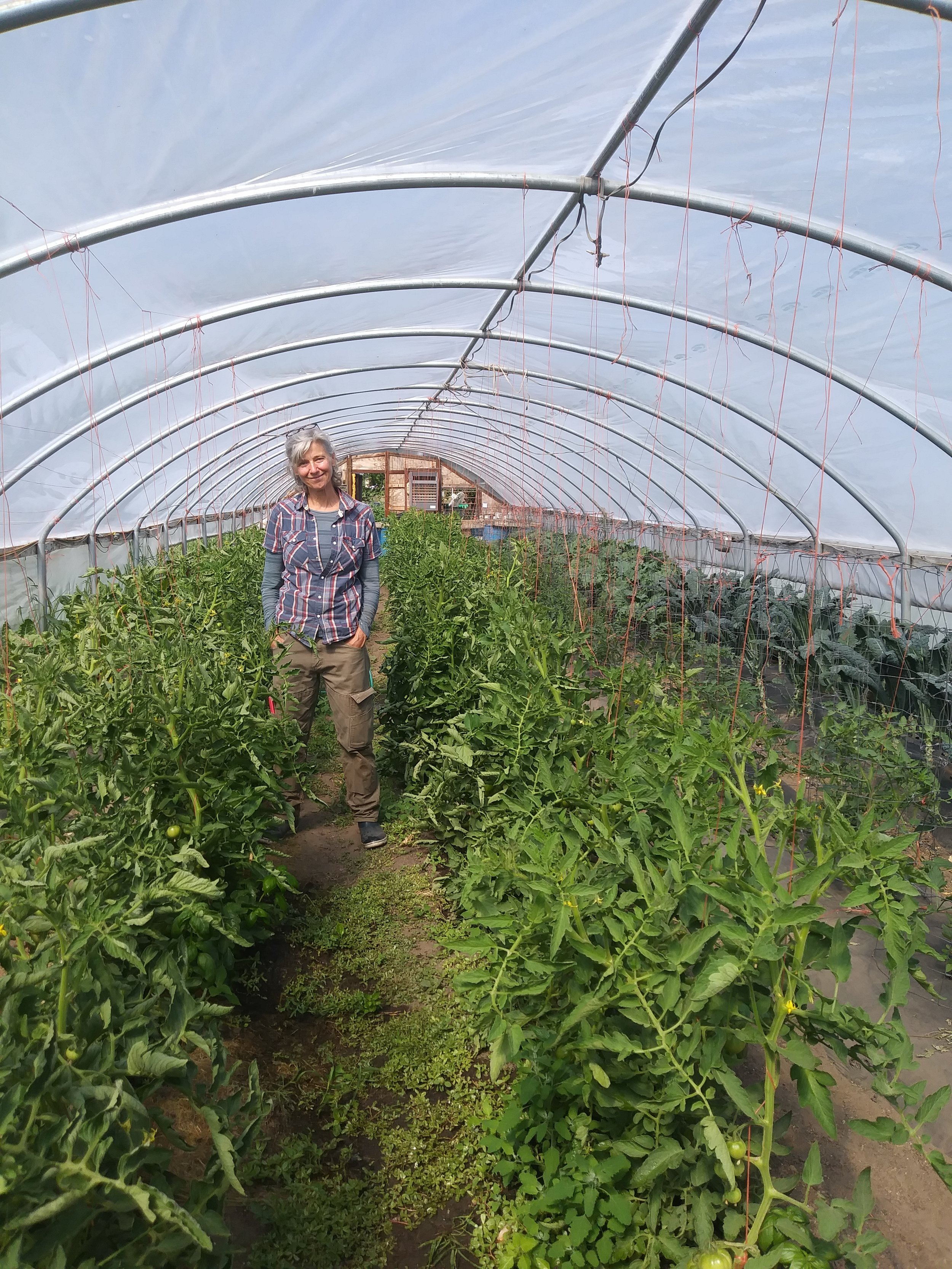Tarawyn of Urban Eden Farm
