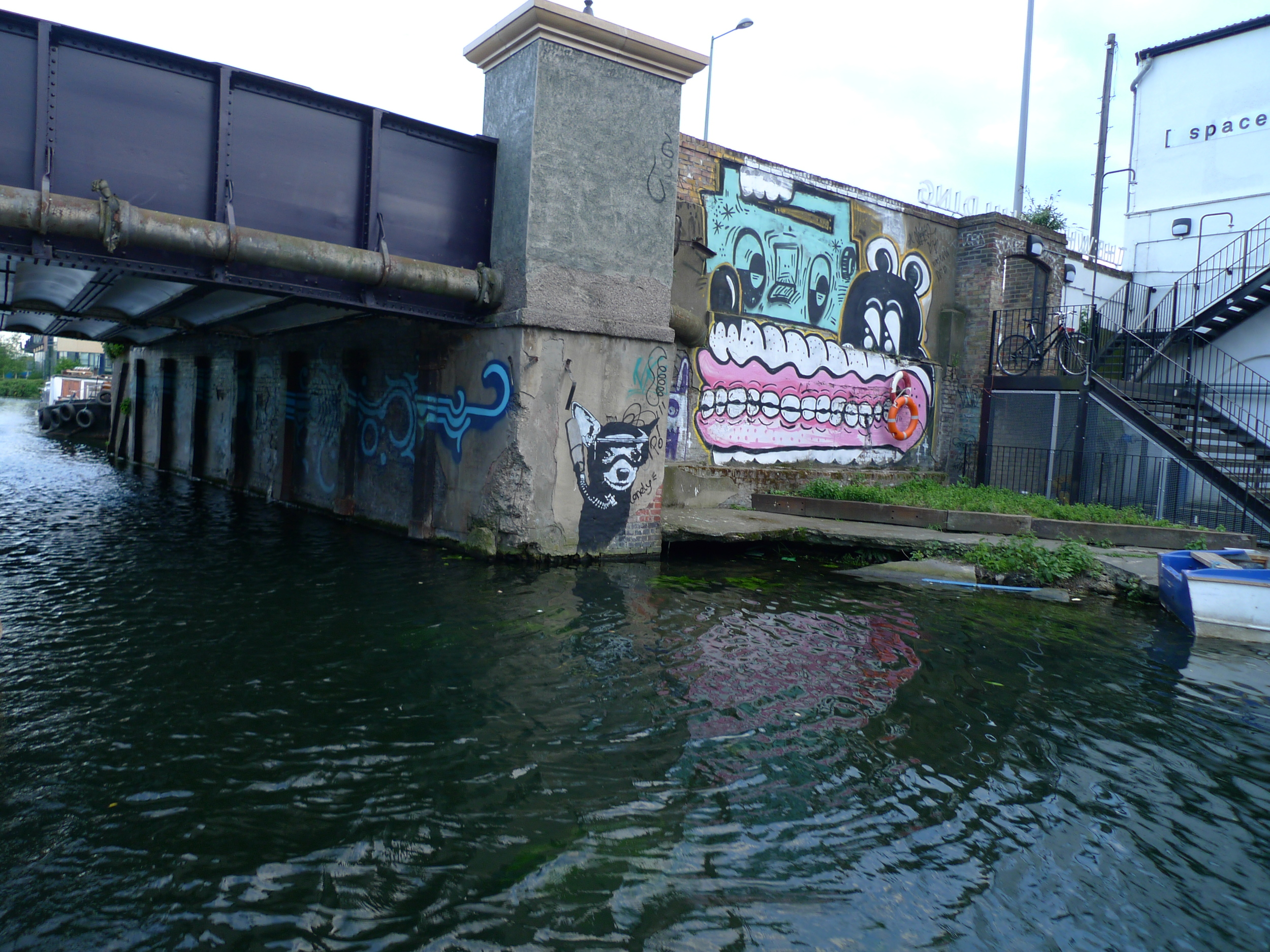 Art on the Canal
