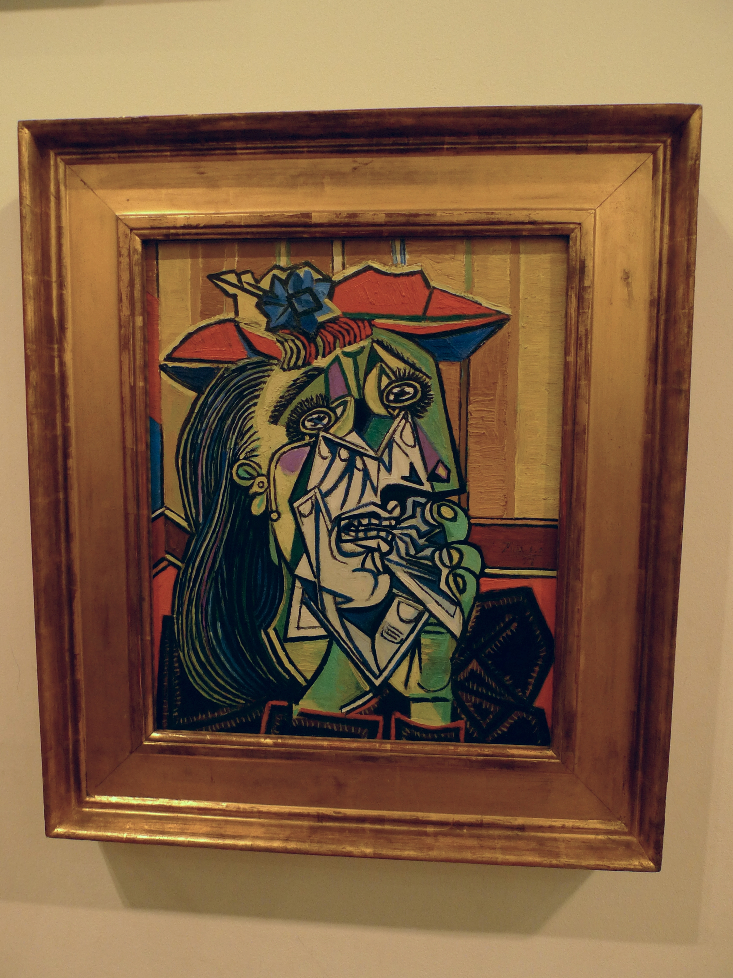 Picasso at the Tate