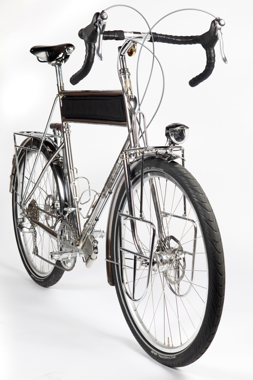 Stainless Touring Bike For Sale