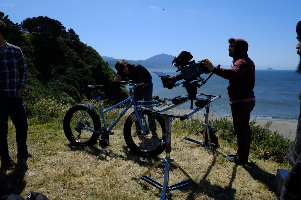 Bike Filming