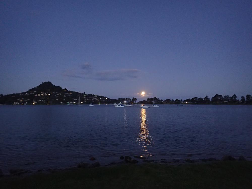 Full Moon, Blue Moon, Super Moon