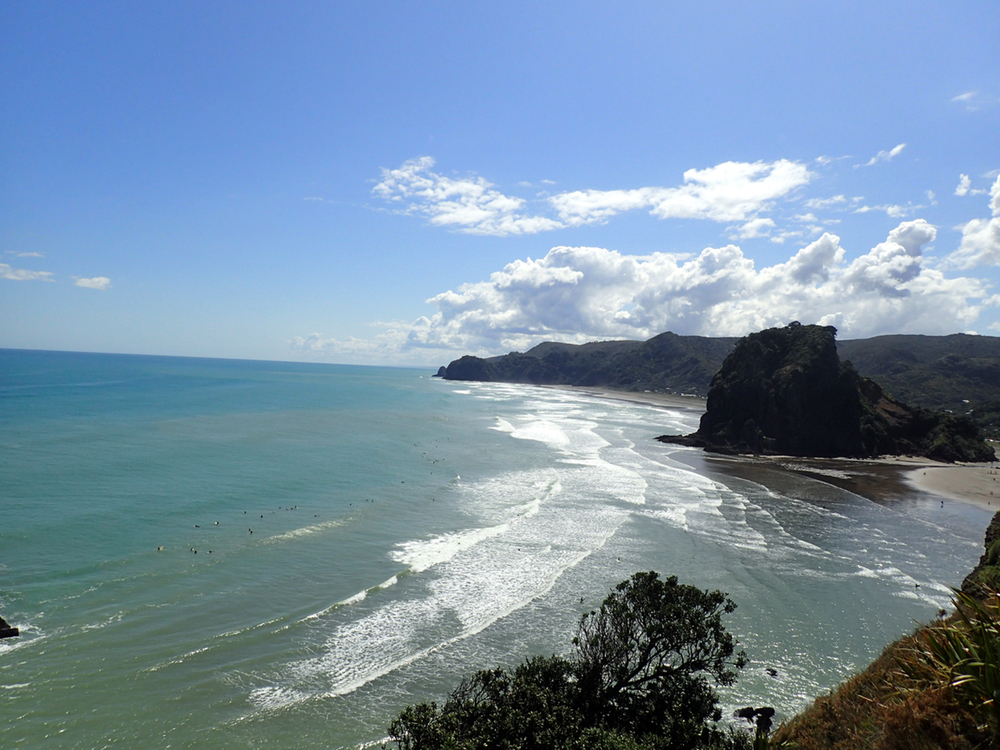 Piha from the High Road