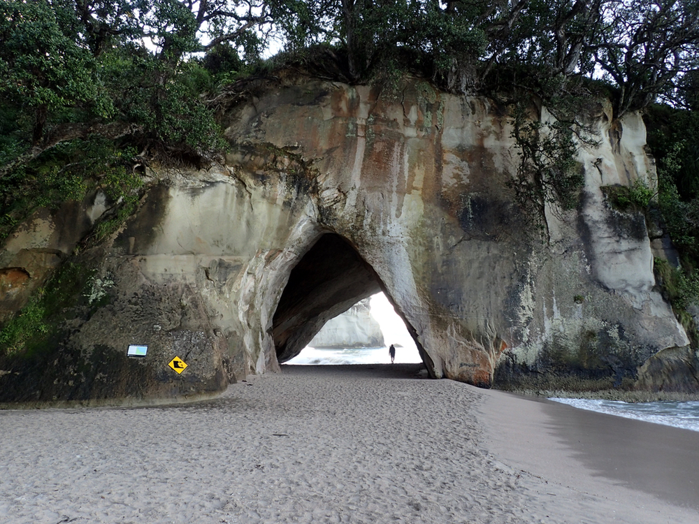 Arch at Cathedral Cove
