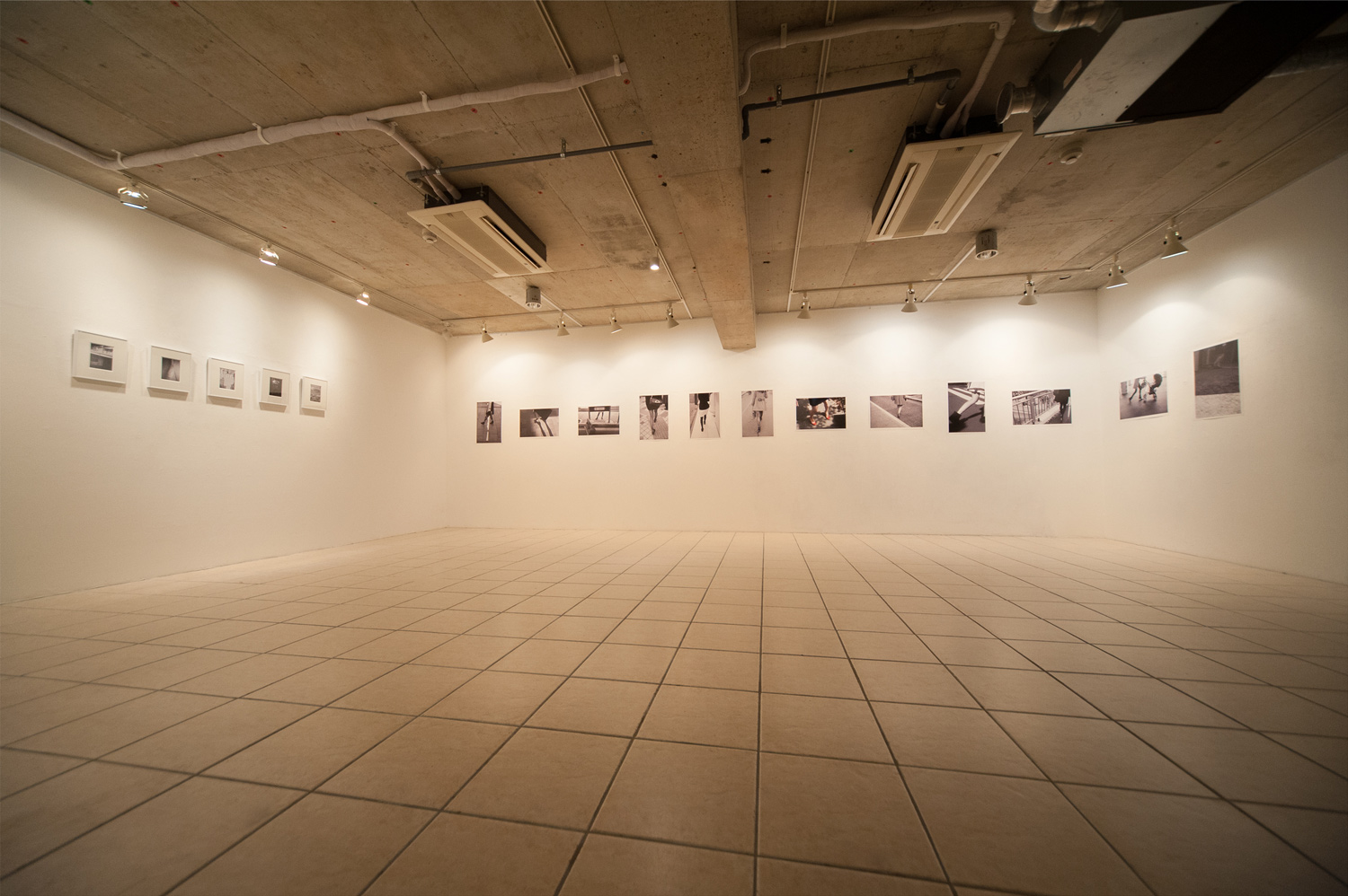 Installation view 2 from exhibition   Unmeasurable Sole   (2012)