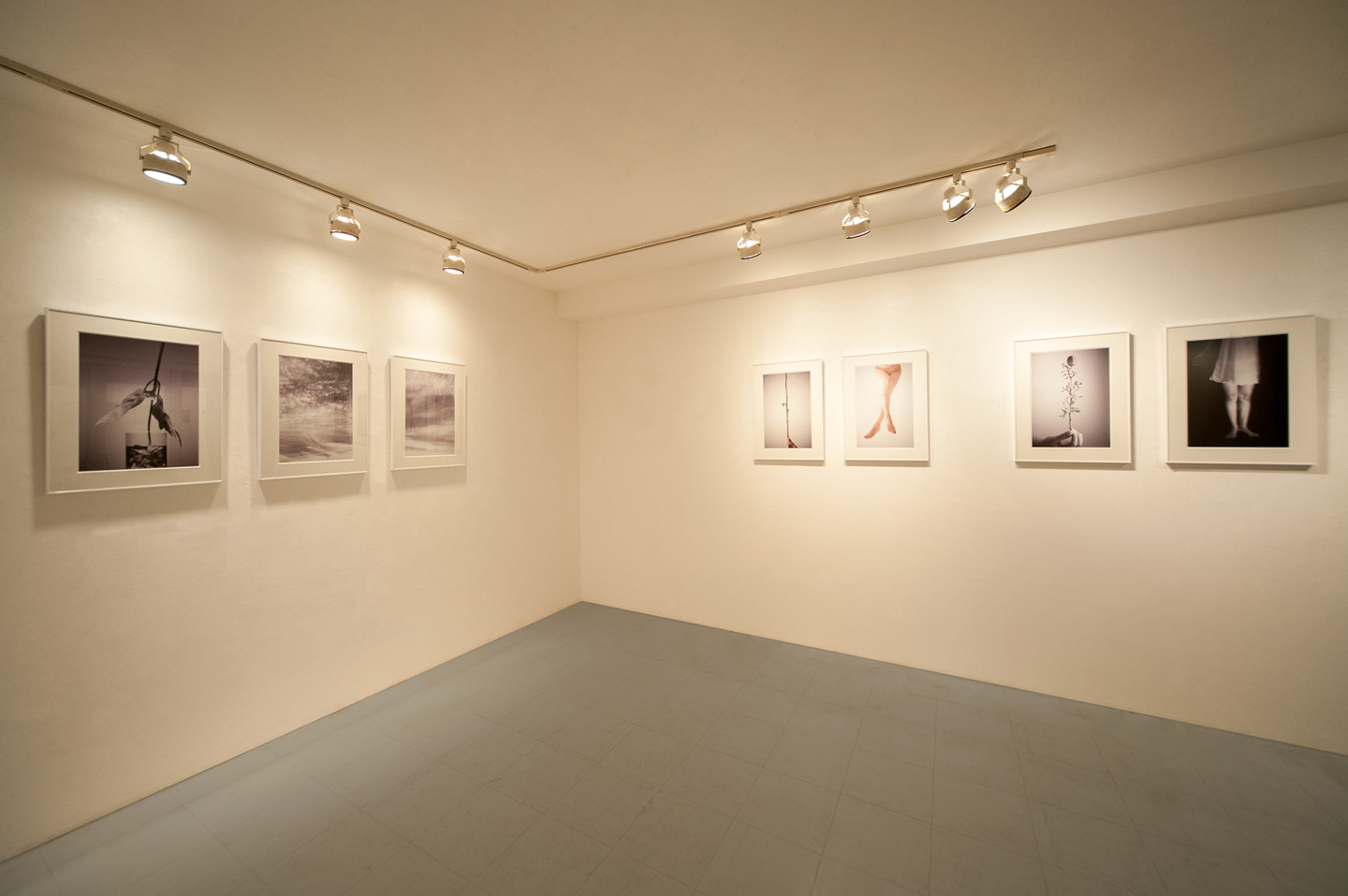 Installation view from exhibition   Unmeasurable Sole   (2012)