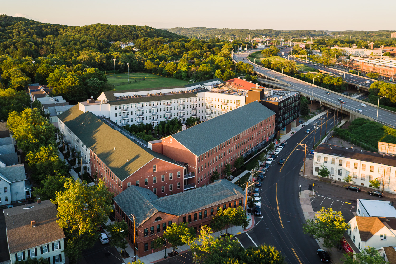 Connecticut Aerial Drone Real Estate Photography