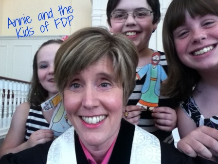 Annie and the FDP Kids